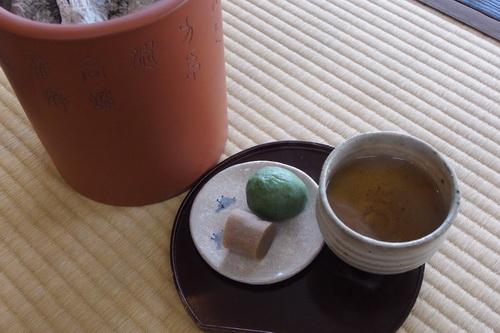 草餅セット.JPG